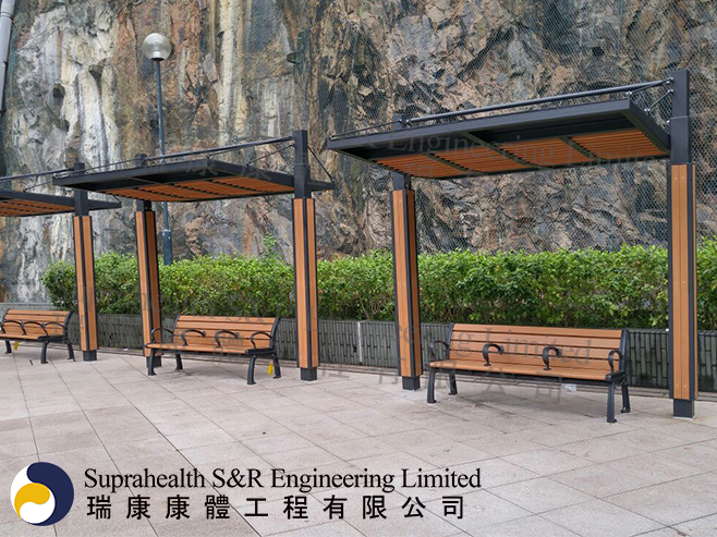 Supra-Furn® Benches, Public Tables and Chairs, Recycled Plastic Furniture_0