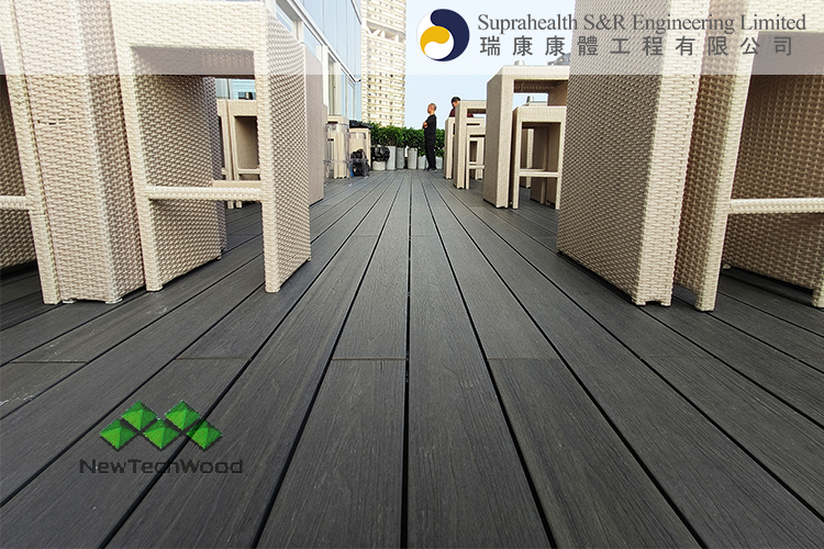 NewTechWood®DECKING, CLADDING, DECK TILES, RAILING, FENCING, PLANTER BOXES_1