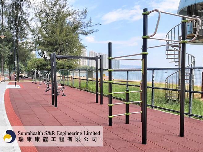 Proludic, DesignPark (Fitness Equipment)