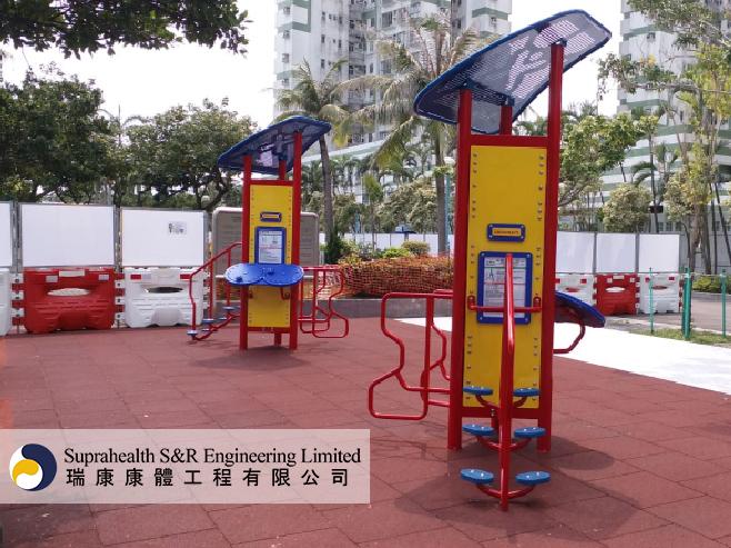PLAYCRAFT SYSTEMS (Elderly Fitness Equipment)