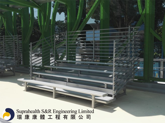 Stadium/auditorium seating system