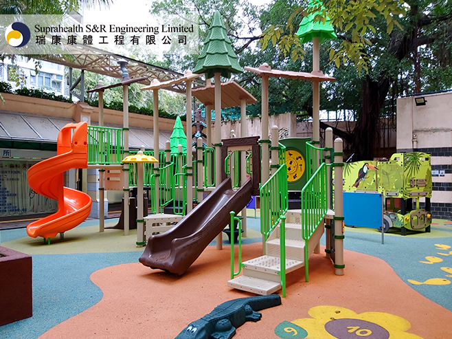PLAYCRAFT SYSTEMS (Play Equipment)