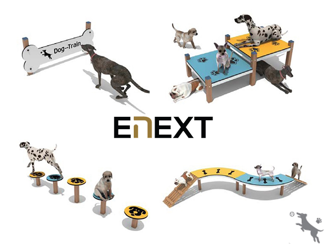 ENEXT - Dog Park Equipments